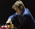 Magnus Carlsen. Foto: Artur Lebedev / AP.