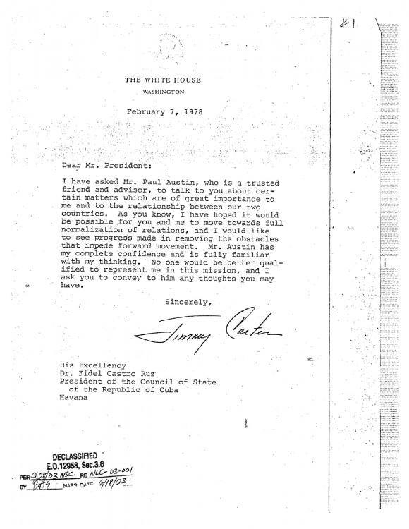 carta de fidel a carter 1978 copia