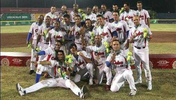 cuba gana los JCC de béisbol 580