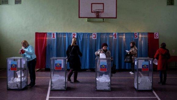elecciones en Donestk 2