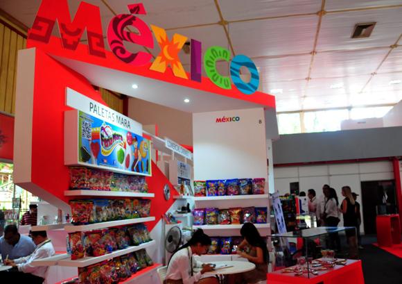 Entre las naciones con importante presencia se encuentra México.  Foto: Ladyrene Pérez/ Cubadebate.