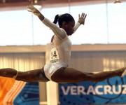 Yesenia Ferrera, oro en Manos Libres.  Foto: Ismael Francisco / Cubadebate