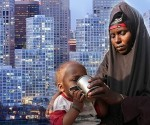 guerra rico y pobres