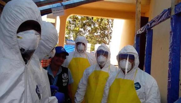 PNUD reconoce a Cuba por lucha contra el Ébola