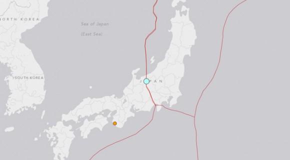 japon sismo