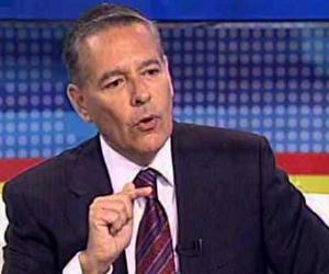 El viceministro de Política Interior y Seguridad Jurídica de Venezuela José Vicente Rangel Ávalos