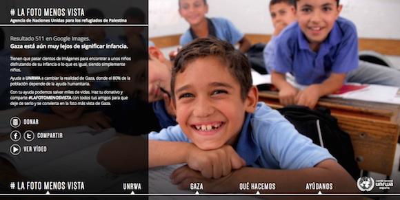 Las demandas palestinas hacia la tira gaza