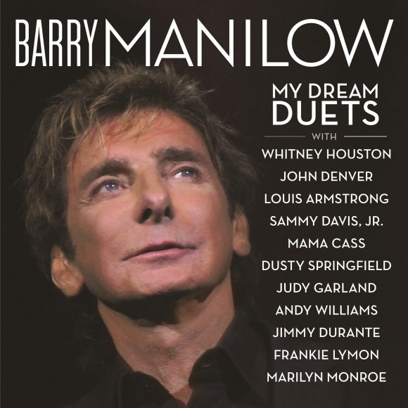 manilow dream duets