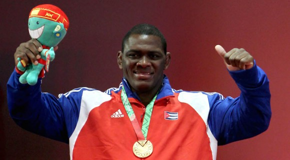 Cuba Gets Five Gold Medals in CAC Games