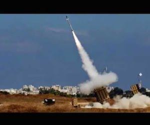 misiles inteligentes de israel