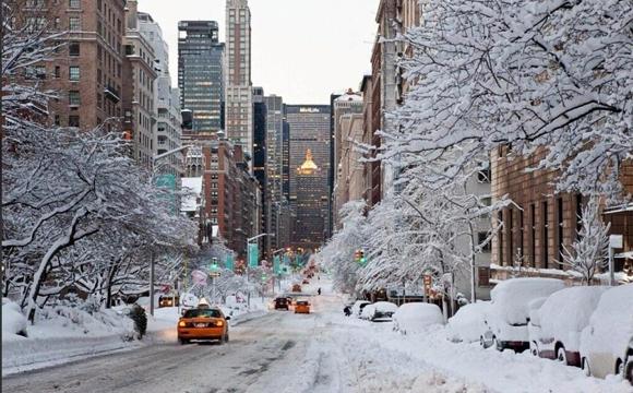 Ola de frío en Estados Unidos provoca 10 muertos