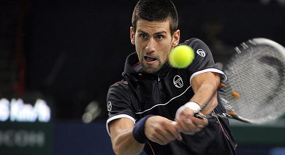Novak Djokovic. Foto: EFE