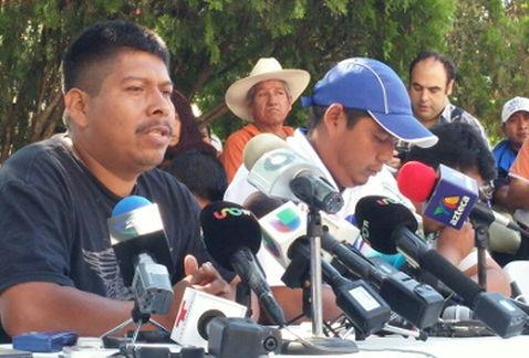 padres de ayotzinapa