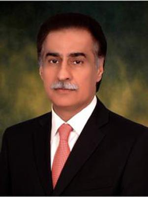 Sr. Sardar Ayaz Sadiq.