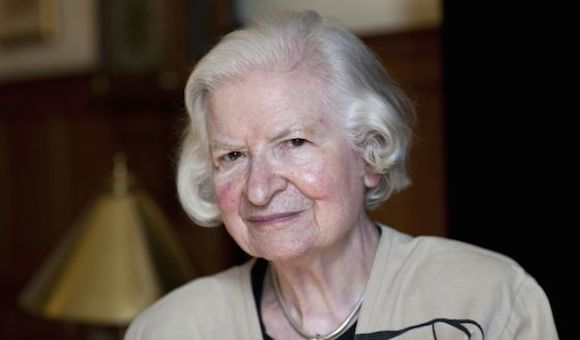 P. D James, en una fotografía de 2011. / Getty Images