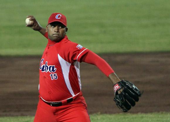 Fredy Asiel se llevó la victoria. Foto: Ismael Francisco / Cubadebate.