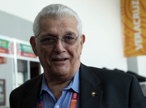 Héctor Cardona Presidente de la ODECABE. Foto: Ismael Francisco/ Cubadebate.