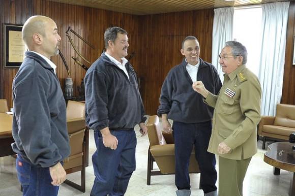 Preliminares del acercamiento Estados Unidos-Cuba