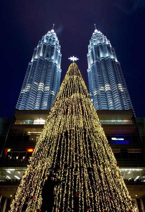 MALAYSIA-CULTURE-CHRISTMAS
