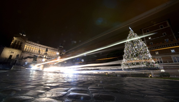 ITALY-CHRISTMAS-FEATURE