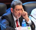 Ralph Gonsalves. Foto: Ricardo López Hevia/ Granma