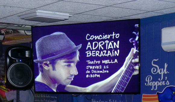El disco será presentado al público en concierto, el próximo 25 de diciembre, en el teatro Mella de la capital cubana.