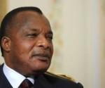 Denis Sassou Nguesso, presidente del Congo. Foto: Ria Novosti.