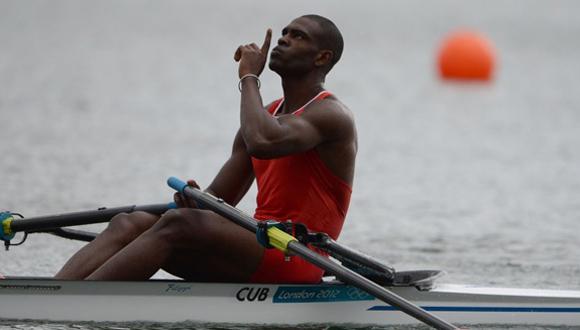Cubano Ángel Fournier subcampeón mundial en remo