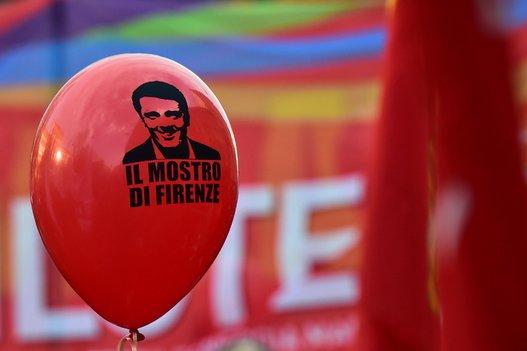 Huelga general Italia (1)