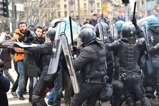 Huelga general Italia (10)