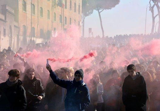 Huelga general Italia (5)