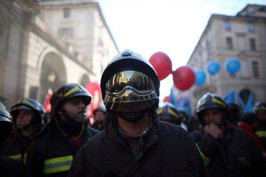 Huelga general Italia (8)