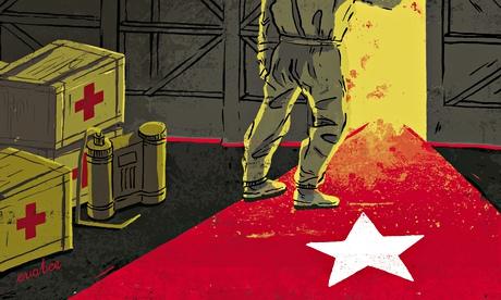 Ilustración: Eva Bee/ The Guardian