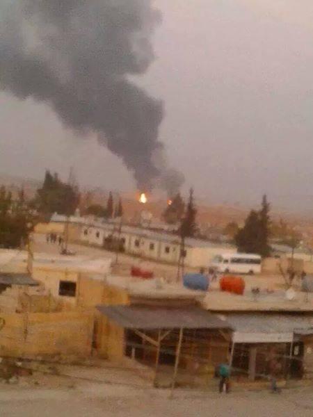 Israel ataca zonas aledañas al Aeropuerto Internacional de Damasco 1