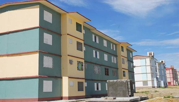 as viviendas tienen varias tipologías constructivas. Foto: Juan Martínez Molina.