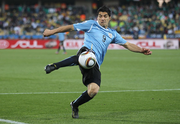 Luis Suárez. Foto: Getty Images.