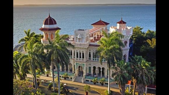 Palacio de Valle, Cienfuegos, lugar para eventos culturales, restaurantes, bar y museo. Foto:Danita Delimont / Getty Images