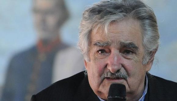 """El expresidente uruguayo José """"Pepe"""" Mujica viajará a La Habana a finales de enero."""