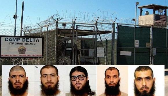 Presos-Guantanamo a uruguay