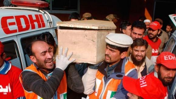 Tragedia Paquistán