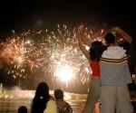 Mucha música y baile en el fin de año en Cuba