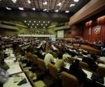 Sesión de clausura del IV Período Ordinario de Sesiones de la VIII Legislatura de la Asamblea Nacional del Poder Popular, en el Palacio de Convenciones, el 20 diciembre de 2014. Foto: Ladyrene Pérez/ Cubadebate