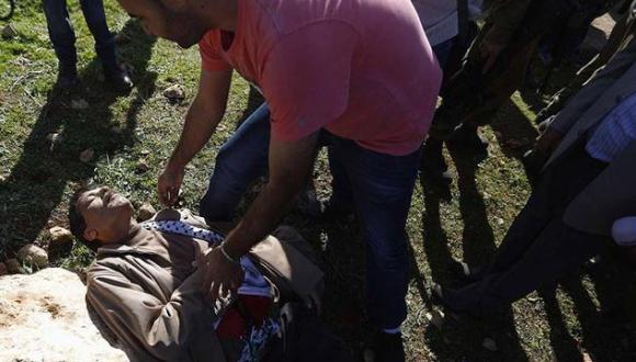 asesinato de ministro palestino