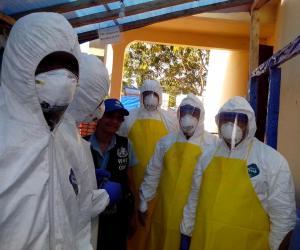 brigada médica cubana en guinea