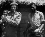 Che Guevara en el Congo.