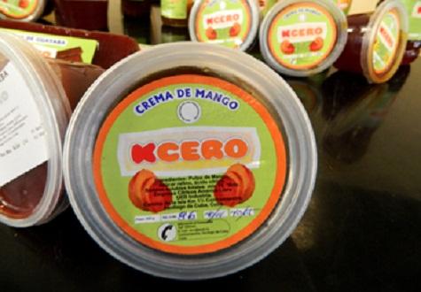 La pulpa es envasada en potes pequeños para la venta minorista. Foto: Susana Tesoro/ Archivo Cubadebate.