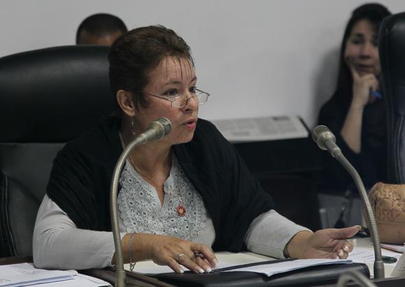 Asamblea Nacional del Poder Popular en Comisiones. Sala 6 Atención a la Juventud, la Niñez y la igualdad de Derechos de la Mujer. Foto: Ismael Francisco/Cubadebate.