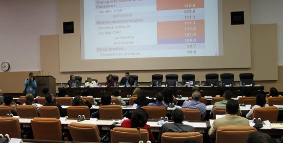 Asamblea Nacional Trabajo en Comisiones, Sala 4 Asuntos Contitucionales y Jurídicos.. Foto: Ismael Francisco/Cubadebate.
