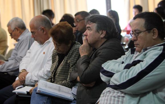 Asamblea Nacional Trabajo en Comisiones, Sala 8 Educación, Cultura, Ciencia, Tecnología y Medio Ambiente. Foto: Ismael Francisco/Cubadebate.