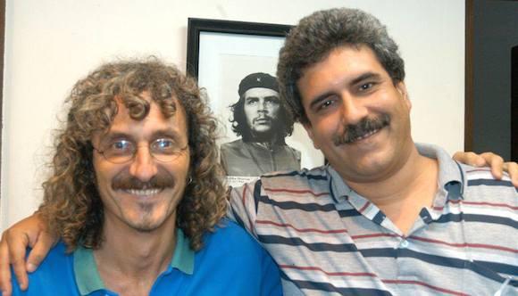 con Salvador